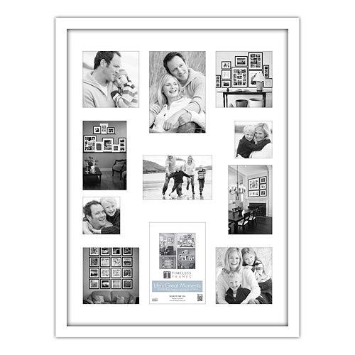 Timeless Frames 11-Opening Collage Frame