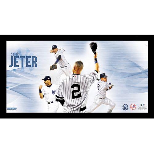 Steiner Sports New York Yankees Derek Jeter Career Highlight 10
