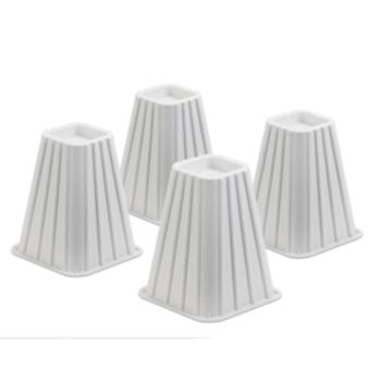 Honey-Can-Do 4-pk. 8'' Square Bed Risers