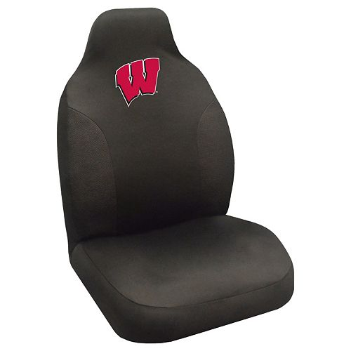 Wisconsin Badgers Car Seat Cover