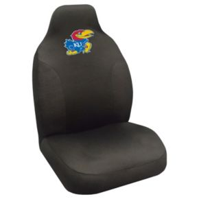 Kansas Jayhawks Car Seat Cover