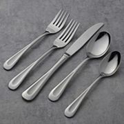 Oneida 45-pc. Satin Sand Dune Flatware Set