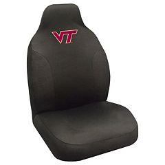 Virginia Tech Hokies Car Seat Cover