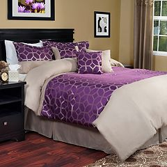 Portsmouth Home Aria 7-pc. Comforter Set