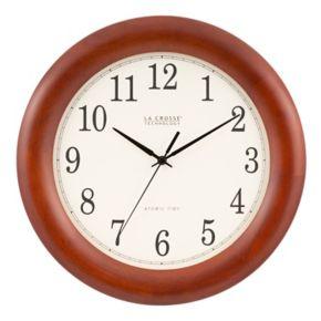 La Crosse 12.5 Atomic Analog Clock