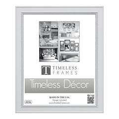 Timeless Frames White Stockton Frame
