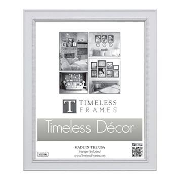 Timeless Frames White Stockton Frame