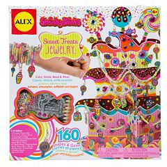 ALEX Shrinky Dinks Sweet Treats Jewelry Making Kit