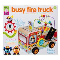 ALEX Jr. My Busy Fire Truck Activity Center