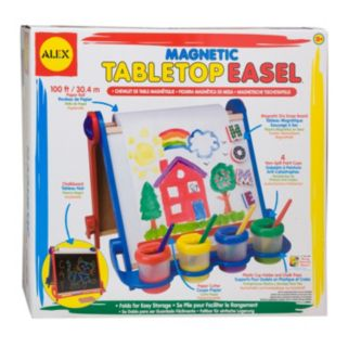 ALEX Magnetic Tabletop Easel