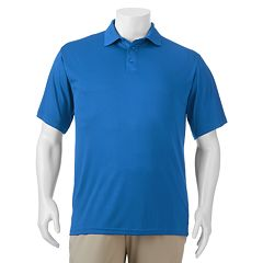 Big & Tall Champion Solid Performance Polo