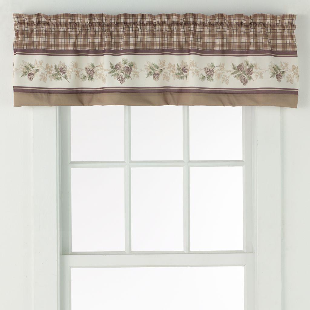 No 918 Berkshire Tier Window Valance - 56'' x 14''