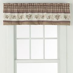No 918 Berkshire Tier Window Valance - 56'' x 14''