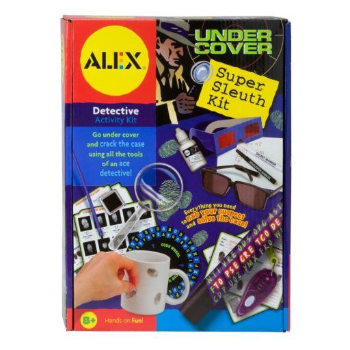 ALEX Super Sleuth Detective Kit