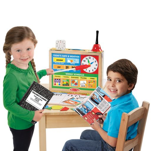 Melissa and Doug School Time! Classroom Playset