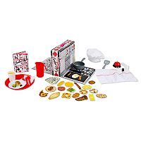 Melissa & Doug Order Up! Diner Playset