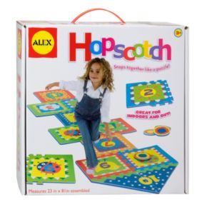ALEX Active Play Hopscotch Mat