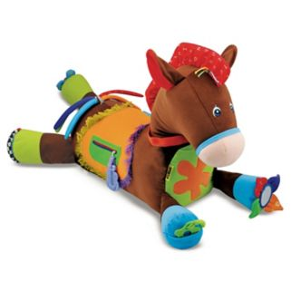 Melissa and Doug Giddy-Up and Play Plush Toy