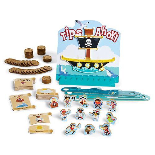 Melissa & Doug Tips Ahoy Game