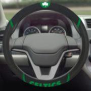 Boston Celtics Steering Wheel Cover