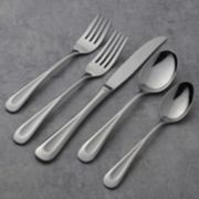 OneidaSatin Sand Dune 20-pc. Flatware Set