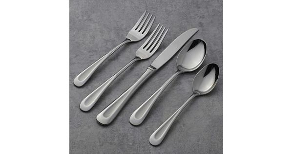 Oneida Satin Sand Dune 20 Pc Flatware Set