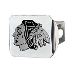 Chicago Blackhawks Trailer Hitch Cover