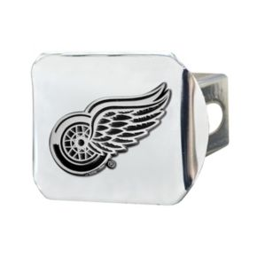 Detroit Red Wings Trailer Hitch Cover