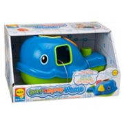ALEX Bathtime Fun Sort 'N Spray Whale
