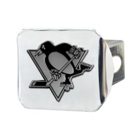 Pittsburgh Penguins Trailer Hitch Cover