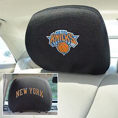 New York Knicks 2-pc. Head Rest Covers