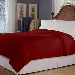 Soft Heat Plush Triple Rib Electric Blanket