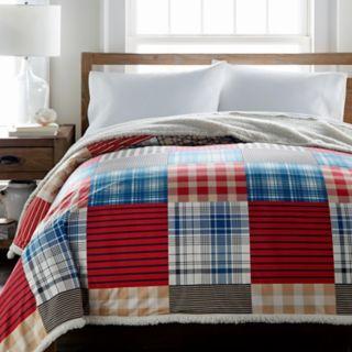 Micro Flannel® Sherpa Blanket