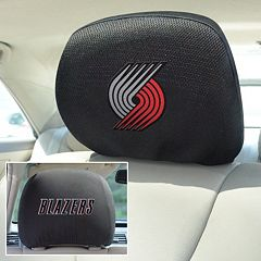 Portland Trail Blazers 2-pc. Head Rest Covers