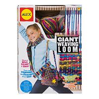 ALEX Giant Weaving Loom Kit