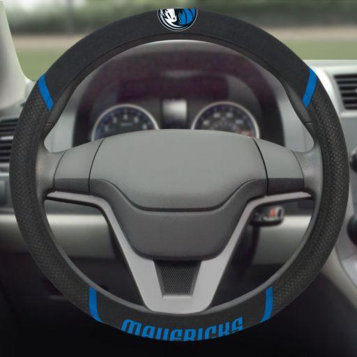Dallas Mavericks Steering Wheel Cover