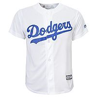 Majestic Los Angeles Dodgers Replica MLB Jersey - Boys 8-20