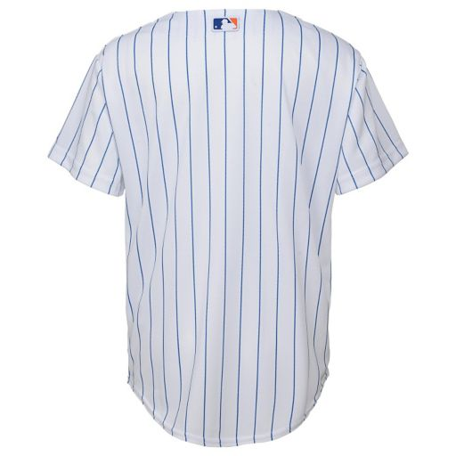 Majestic New York Mets Replica MLB Jersey - Boys 8-20