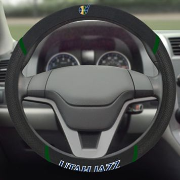 Utah Jazz Steering Wheel Cover