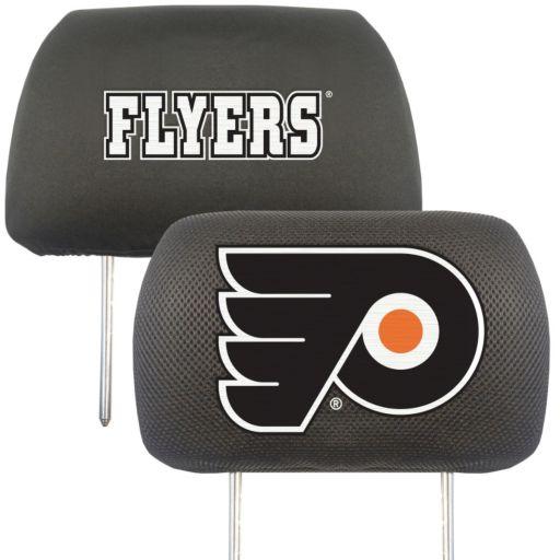 Philadelphia Flyers 2-pc. Head Rest Covers