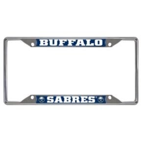 Buffalo Sabres License Plate Frame