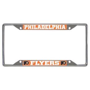 Philadelphia Flyers License Plate Frame