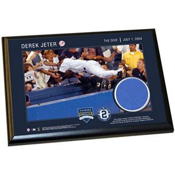 Steiner Sports New York Yankees Derek Jeter Moments The Dive 5