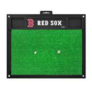 FANMATS Boston Red Sox Golf Hitting Mat