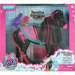 Breyer Pony Gals Jasmine Color Change Surprise Bath Toy