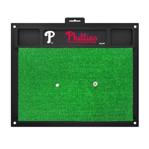 FANMATS Philadelphia Phillies Golf Hitting Mat