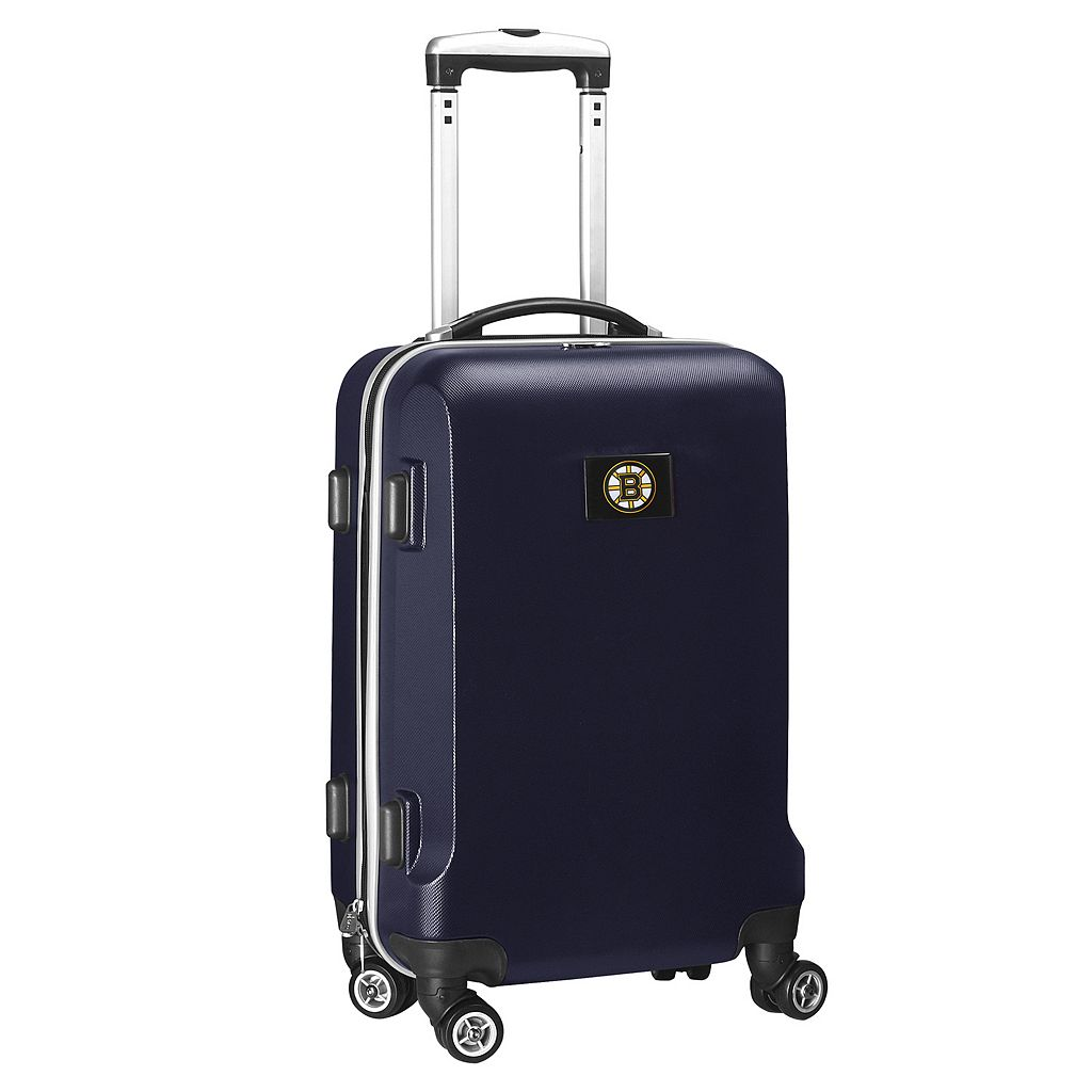 Boston Bruins 19.5-inch Hardside Spinner Carry-On
