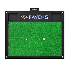 FANMATS Baltimore Ravens Golf Hitting Mat