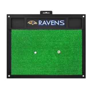 FANMATS Baltimore Ravens Golf Hitting Mat