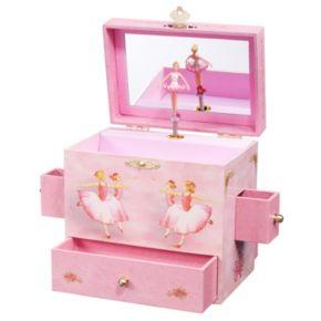 Breyer Enchantmints Ballerina Music and Treasure Box